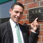 Hotel- und Gaststättenverband hat dem Landhotel den dritten Stern verliehen