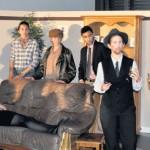 EGW-Theater-AG präsentiert Kriminalstück von Agatha Christie