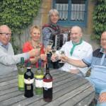 11. Schloss-Weinabend am 31. August unter dem Motto »Kenner trinken Württemberger«