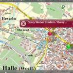 Kostenlose Smartphone-App ergänzt den Papier-Stadtplan