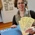 Annette Petrick stellt Kirchenmusik-Programm vor