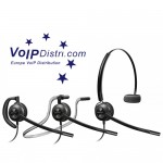 VoIPDistri.com präsentiert neue Plantronics High-Performance-Headsets für smartere Customer Interaction