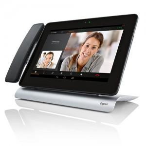 Gigaset PRO Maxwell 10 Video IP Telefon mit DECT Modilteil in HD Sprachqualität ab sofort bei Voipdistri.com erhältlich!
