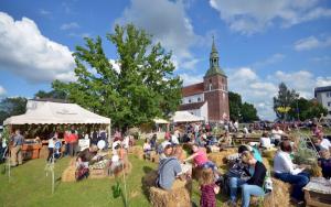 Sommerfest in der lettischen Stadt Valmiera
