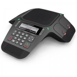 Das Alcatel Conference IP1850 ist die SIP-Version des Conference 1800. Es kann sehr einfach hinter die meisten IP-Telefonanlagen (Elastix, Askozia, Asterisk, Telpho etc.) der VoIP-Anbieter geschaltet werden.
