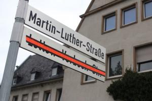 Lettow Vorbeck Strasse Umbennenung © Stadt Halle (Westf.)
